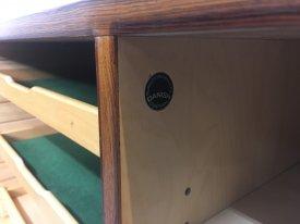 Rosewood Hundevad Sideboard