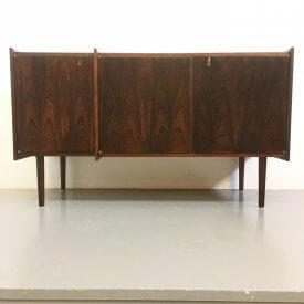 Rosewood 3 Door Cabinet