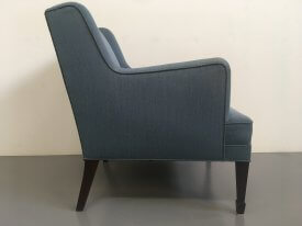 Danish Cabinet-Made Armchair