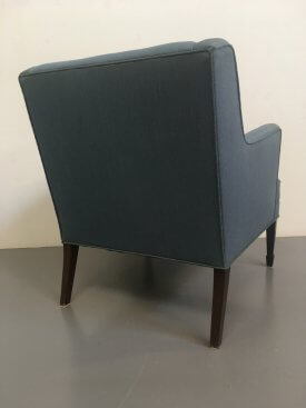 Danish Cabinet-Made Armchair