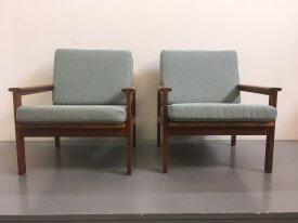 Illum Wikkelsø Capella Chair