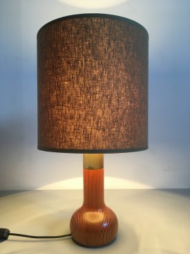 Finnish Pine Table Lamp