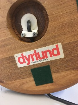 Dyrlund Grand Table Lamp