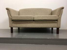 Cream Wool Sofa