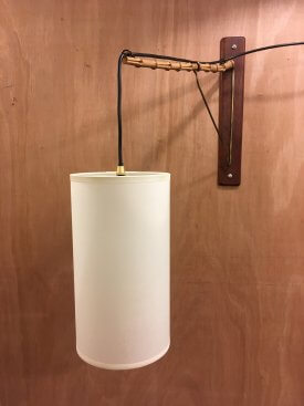 Bamboo Wall Light