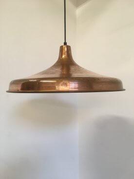 Copper Pendant