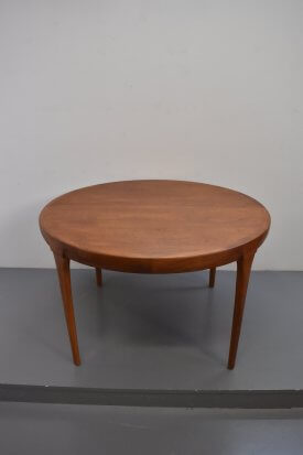 Danish Teak Extending Table