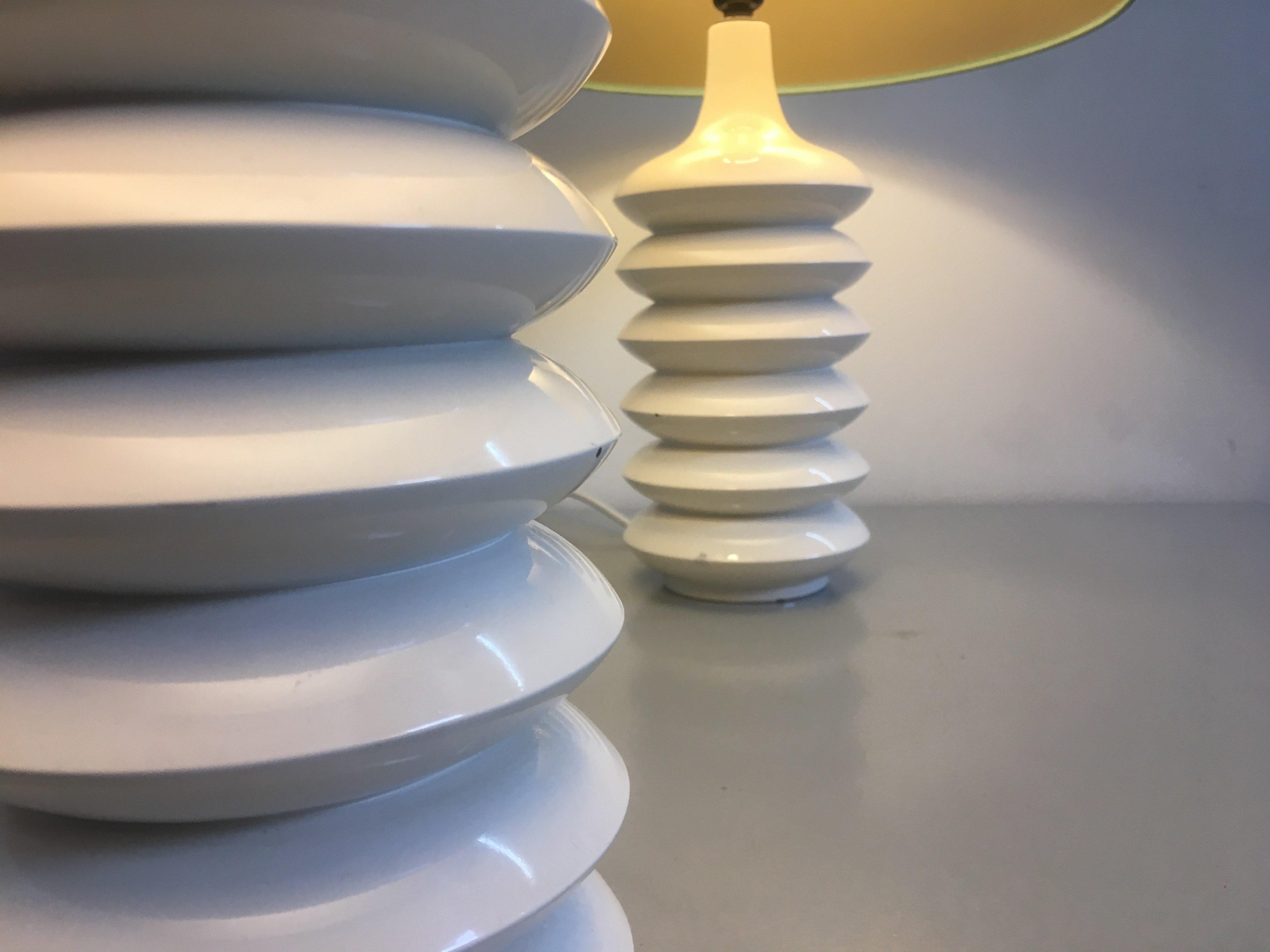Cast composite Lamps