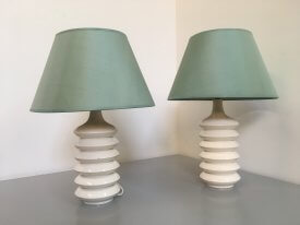 Cast composite Lamps