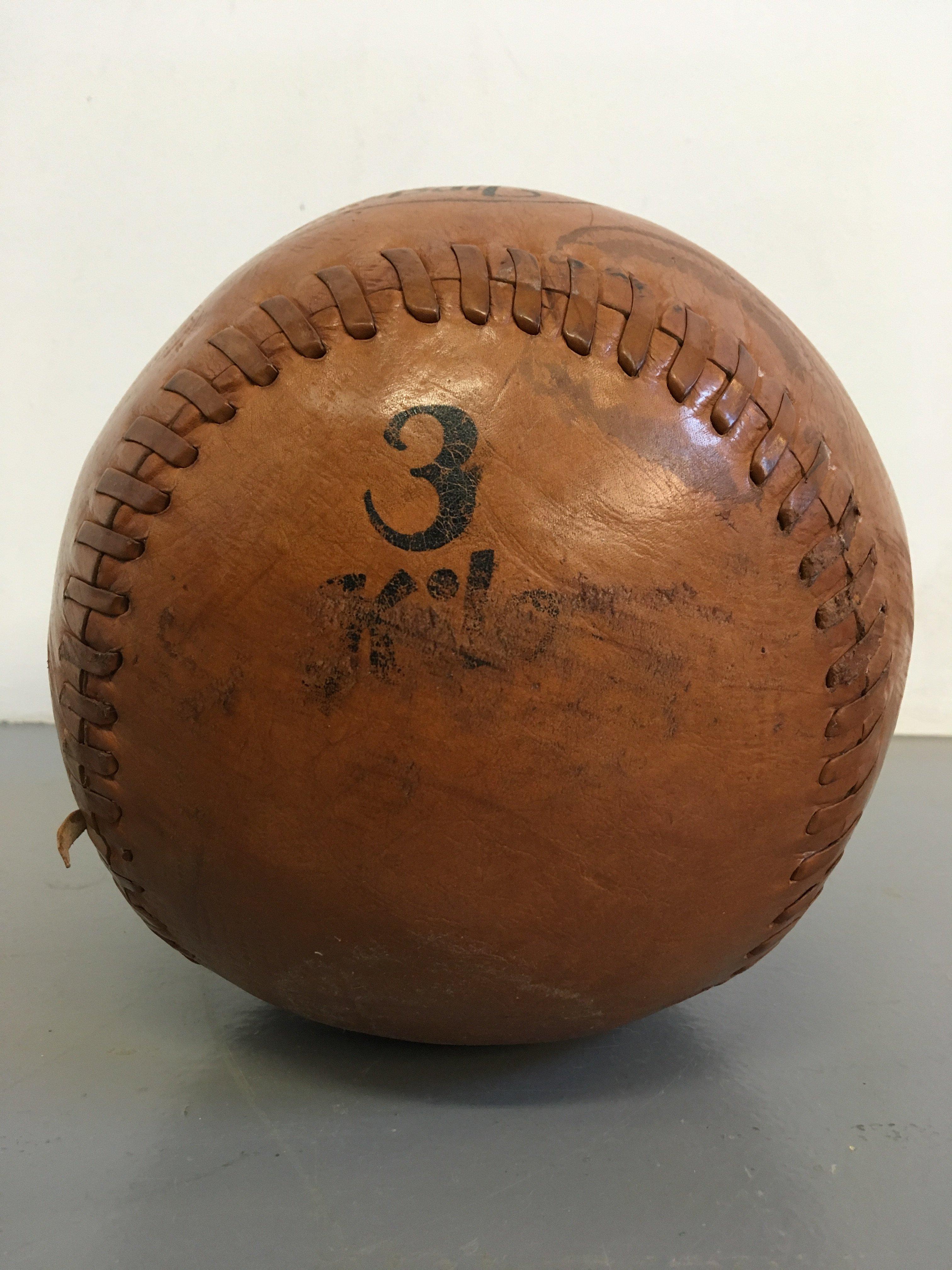 Vintage Medicine Balls
