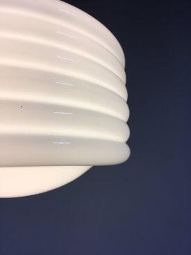 Beehive Shaped Opaline Pendant