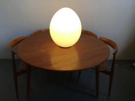 Laurel Egg lamp