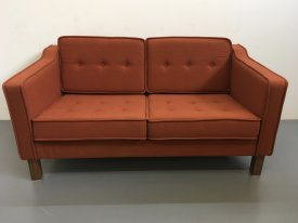 Burnt Umber Sofa