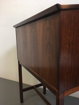 Danish Rosewood Bar