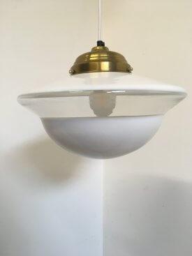 Spaceship Pendant