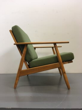Beech Lounge Chairs