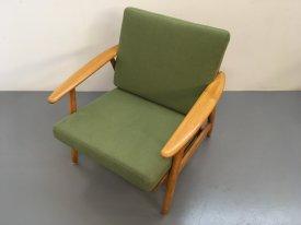 Beech Lounge Chairs