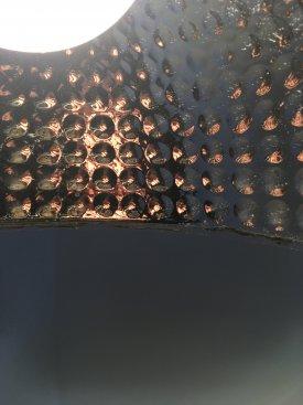Mirrored Dimple Pendants