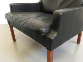 Thams Leather Armchairs