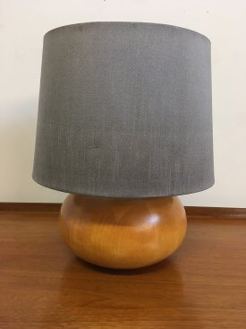 Danish Ovoid Table Lamp