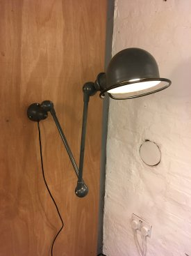 Jielde Industrial Wall Lamps