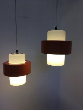 Louis Kalff Pendants