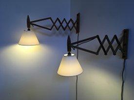 Kaare Klint Scissor Lamp