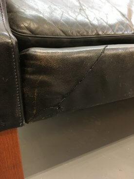 Thams Leather Sofa