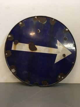 Danish One-Way Enamel