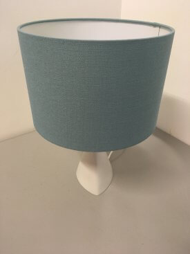 Bavarian Porcelain Table Lamp