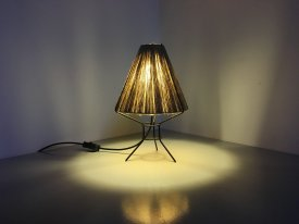Danish Strung Table Lamp
