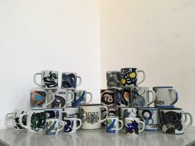 Royal Copenhagen Mugs