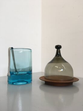Holmegaard Ice Bucket & Cloche