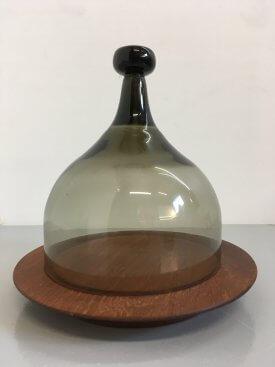 Benny Motzfeldt Glass Cloche