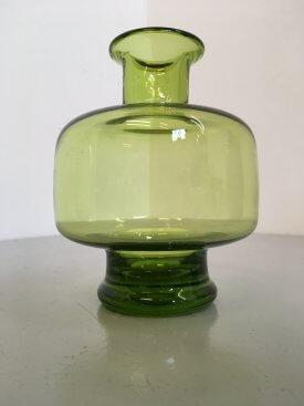 Holmegaard Flask Vases