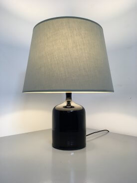 Large Stoneware Table Lamp