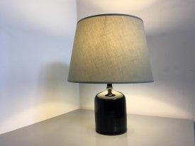 Large Stoneware Table Lamp