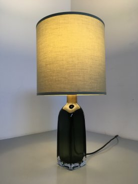 Nils Landberg Glass Table Lamp