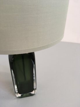 Nils Landberg Glass Table Lamp