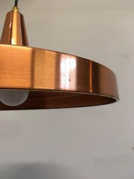 Danish Copper Pendant