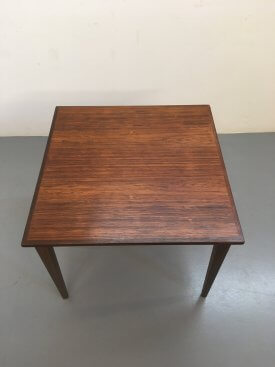 Danish Rosewood Side Tables