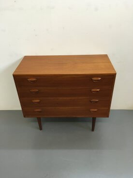Kai Kristiansen Teak Chest