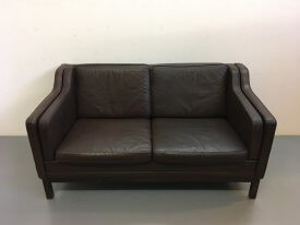 Danish Leather Sofa