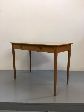 Wegner Oak Writing Desk