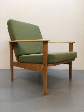 Danish Beech Armchair