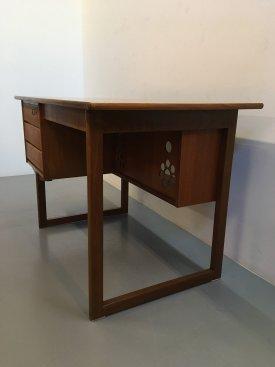 Danish Hoop-Legged Desk