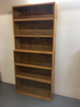 Tall Simplex Bookcase
