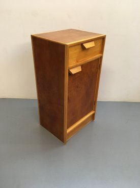 British Birch Bedside Tables