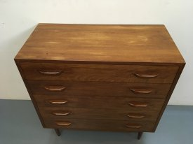 Solid Afromosia Chest