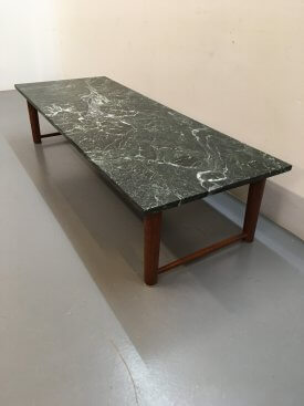 Danish Marble Coffee Table